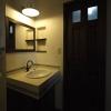 静岡県静岡市の工務店Sanki Haus(サンキハウス)・フィーリー画像2・洗面所